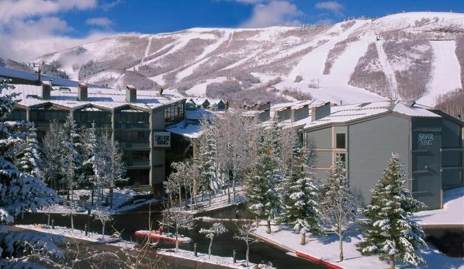 View of the Silver King, Park City Utah, CME CLE CE destination.