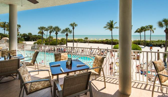 Sundial Beach Resort & Spa on Sanibel Island, Florida for CME, CLE, and CE