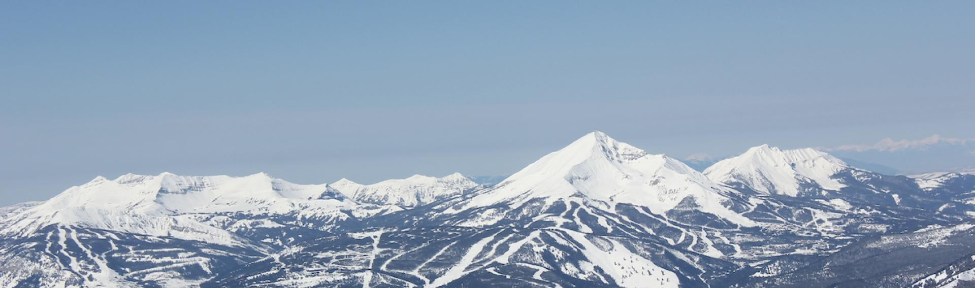 Big Sky, Montana for CME, CLE, and CE