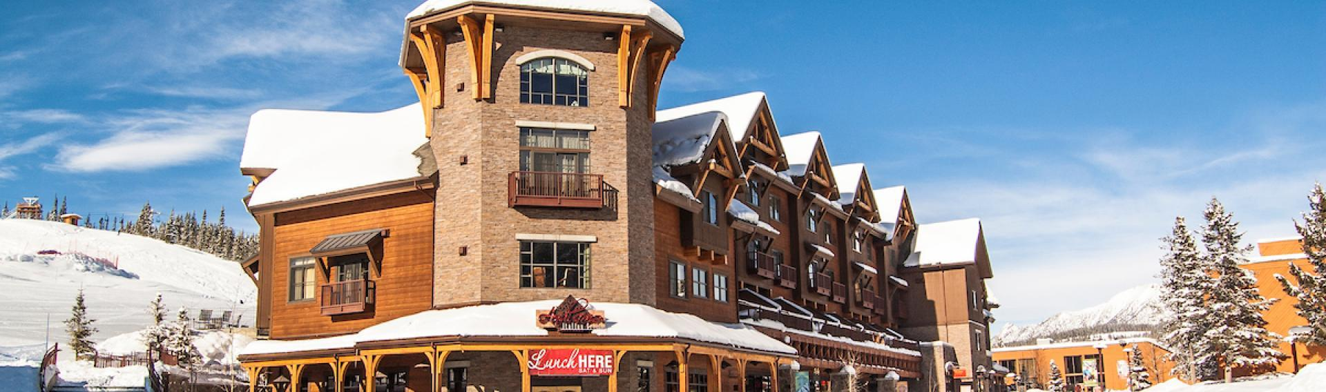 Big Sky Mountain Resort in Big Sky, Montana for CME, CLE, and CE