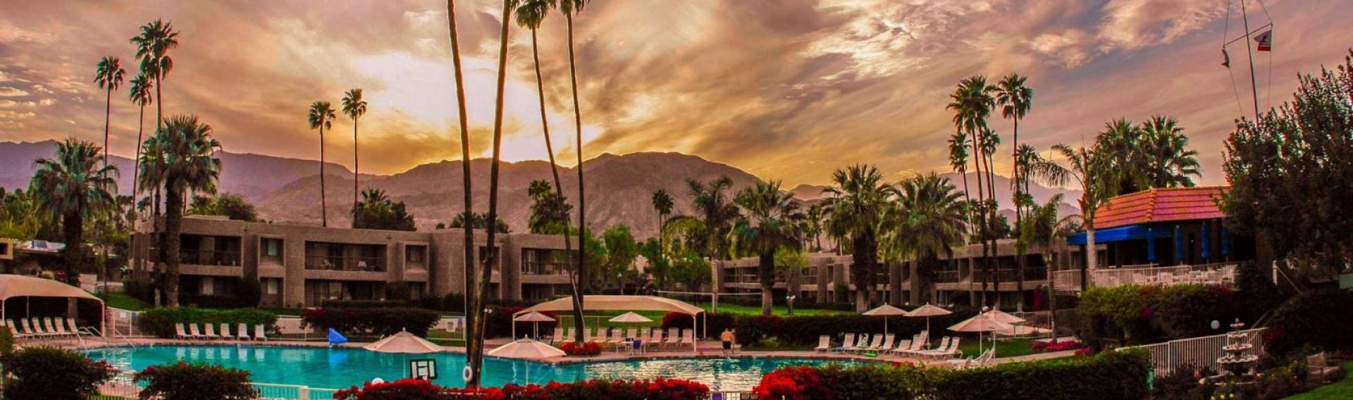 Shadow Mountain Resort in Palm Springs, California for CME, CLE, and CE
