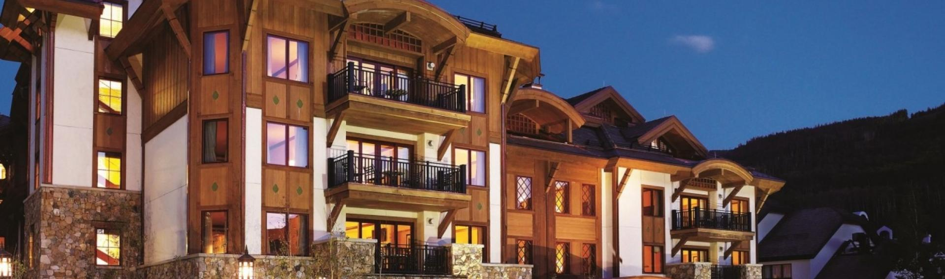 The Sebastian - Vail in Vail, Colorado for CME, CLE, and CE