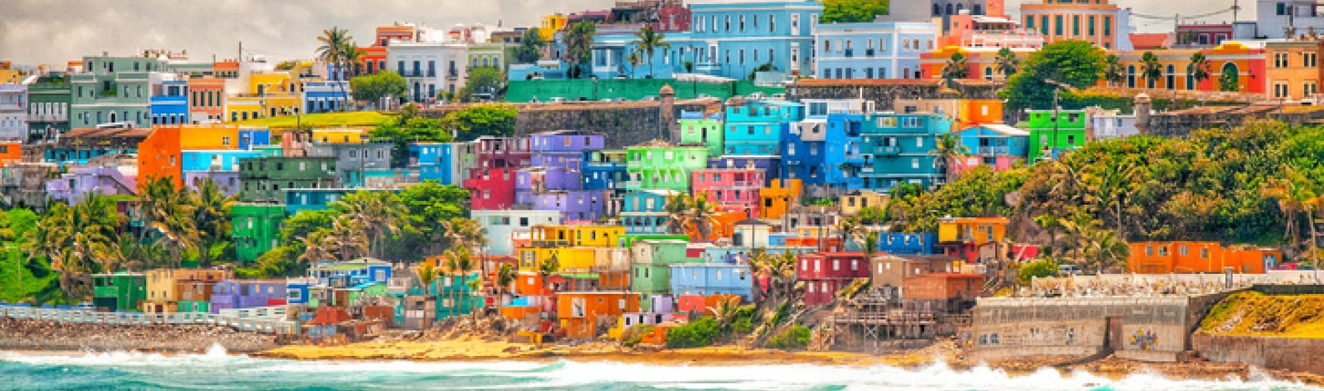 Puerto Rico  for CME, CLE, and CE
